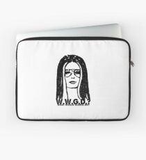 W.W.G.D.?: WHAT WOULD GLORIA DO? Laptop Sleeve