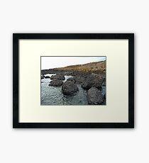 Giant's Causeway - Ireland Framed Print
