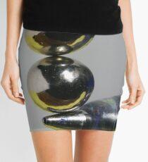 An Act of Balance Mini Skirt