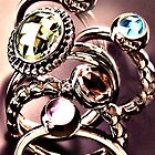 Five Golden Rings by Jane Neill-Hancock