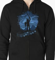 Song of Storms Zipped Hoodie