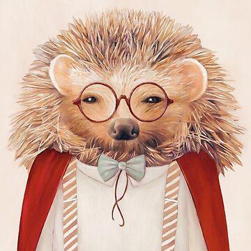 Harry Hedgehog by AnimalCrew
