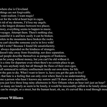 Tennessee Williams Quotes by qqqueiru