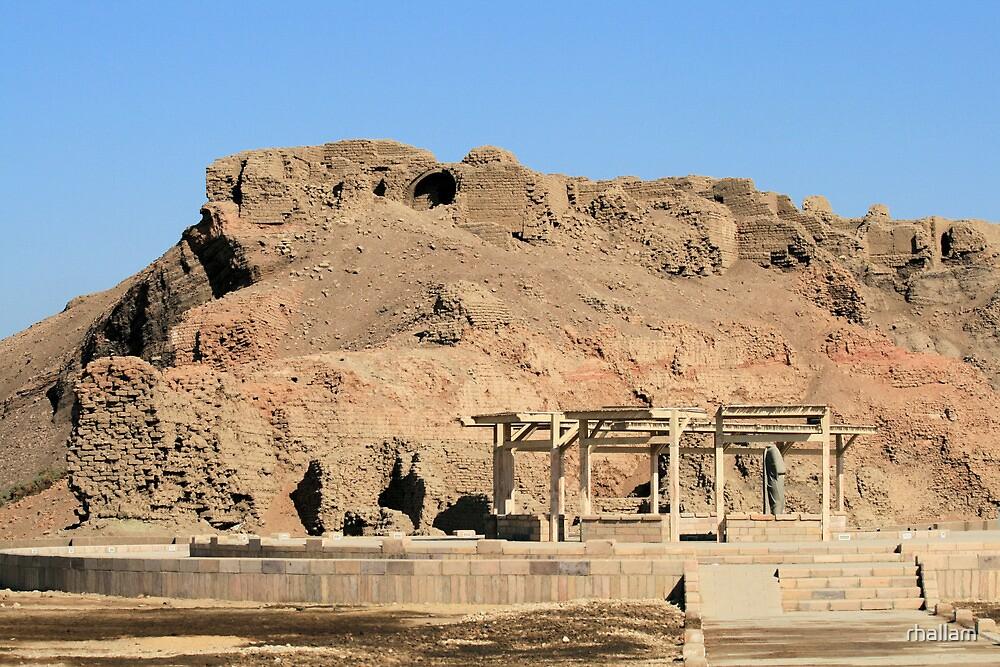 Edfu Temple 3 by rhallam