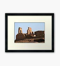 Edfu Temple 4 Framed Print