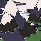 Die hohen Berge von steveswade