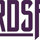 Swordsfall Logo - Solid Purple by Swordsfall