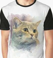 Purebred cat Graphic T-Shirt