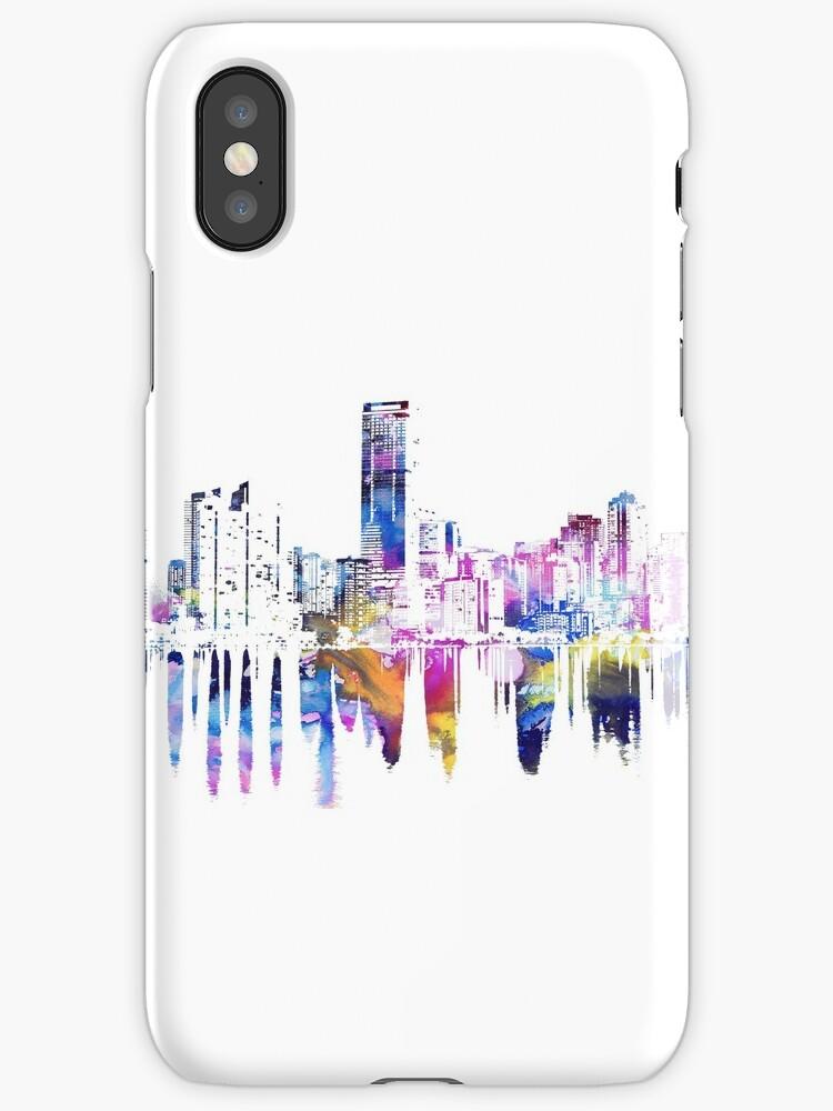 Miami Skyline by BritishYank
