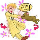 Hannibal - Piggy piggy piggy by Furiarossa