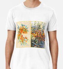 Sea buckthorn. Premium T-Shirt