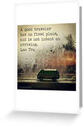 A Good Traveller by Kim Torres