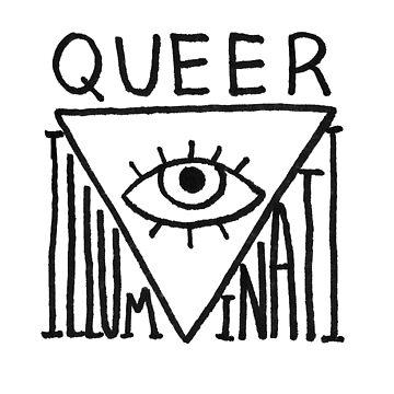 Queer Illuminati by kaymoys