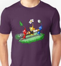 Pikmin Who Unisex T-Shirt