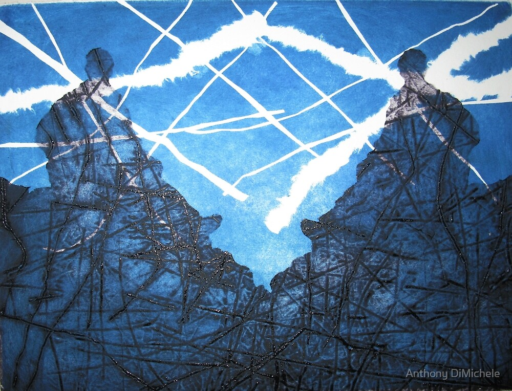 As Above So Below (from Geoengineering) by Anthony DiMichele