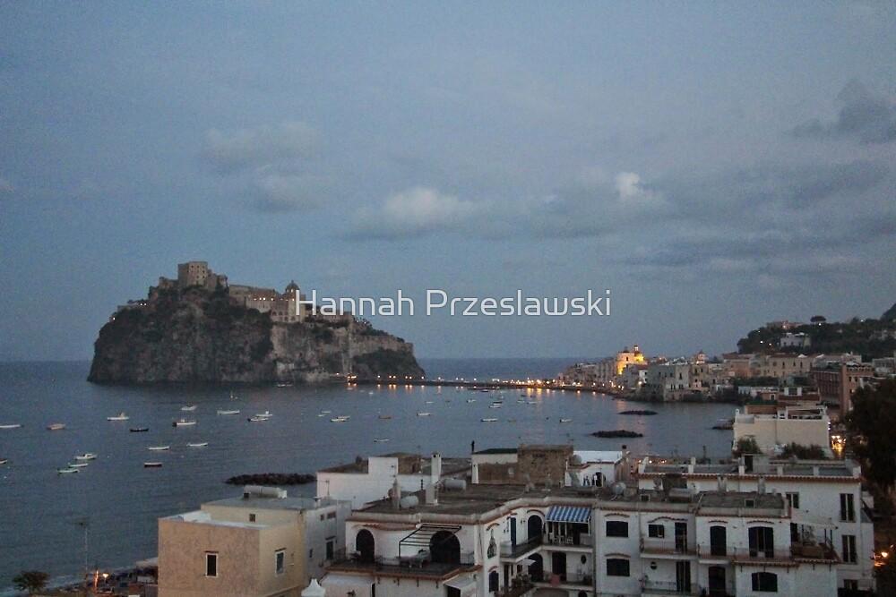 Ischia, Italy by Hannah Przeslawski