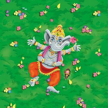 Ganesha von Swen-Marcel