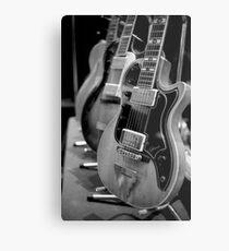 Glenwood Electric Guitar Metal Print