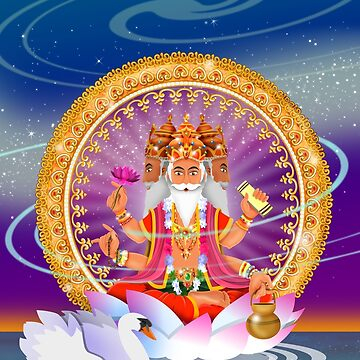 Brahma / Shivas World von Swen-Marcel