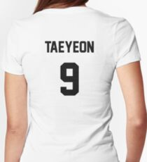 SNSD Taeyeon Jersey T-Shirt