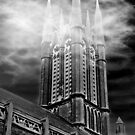 Church Spires by PPPhotoArt