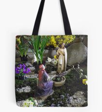 Easter Tableau. Tote Bag