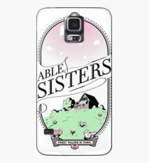 Funda/vinilo para Samsung Galaxy Las hermanas capaces