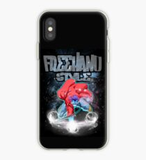 freehand style iPhone Case