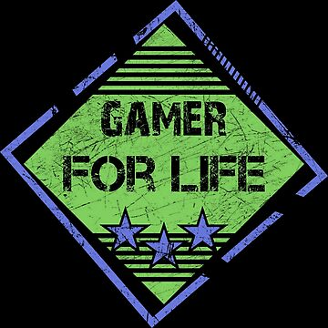 Gamer for life by Melcu
