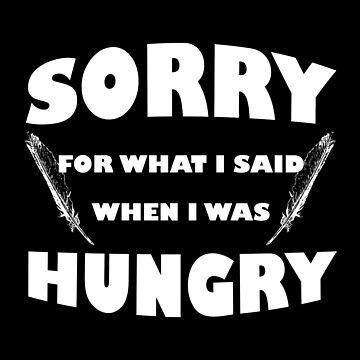 I Was Hungry von FluffigerSchuh