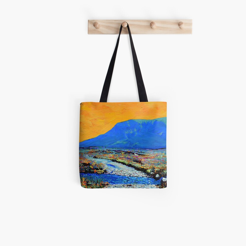 Ford at Muckish (County Donegal, Ireland) Tote Bag