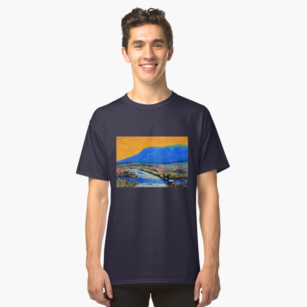 Ford at Muckish (County Donegal, Ireland) Classic T-Shirt