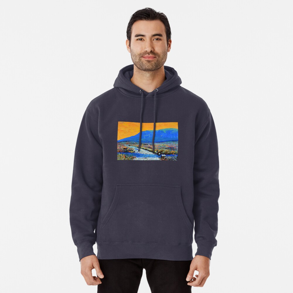 Ford at Muckish (County Donegal, Ireland) Pullover Hoodie
