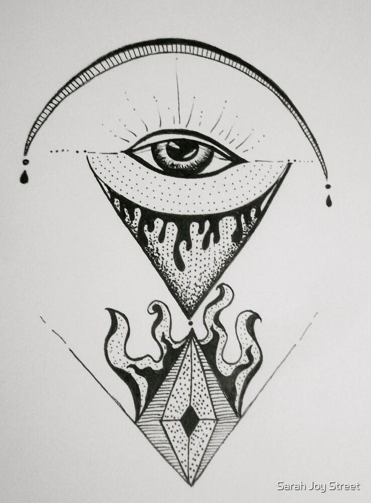 Eyes  by Sarah Cox