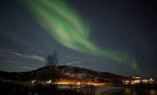 Aurora Borealis I by TigerOPC