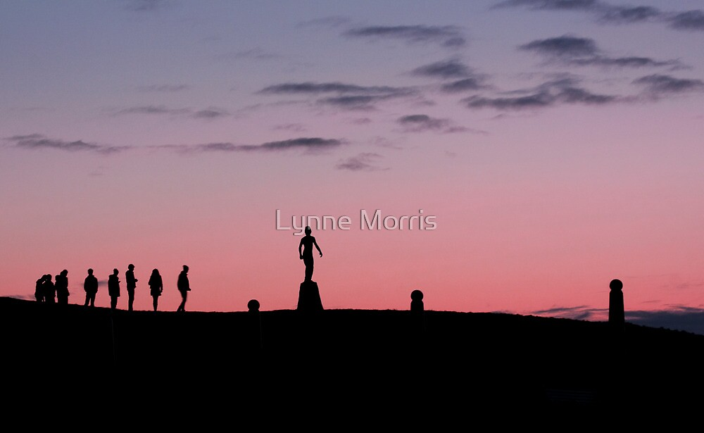 Silhouettes by Lynne Morris
