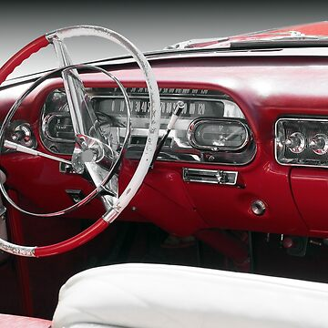 1958 Series 62 Convertible US American classic car by BeateG