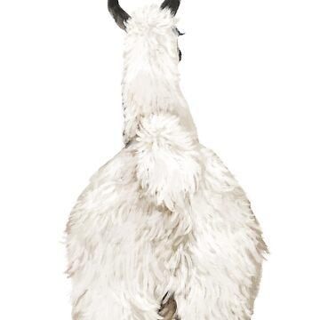 Llama Butt de bignosework