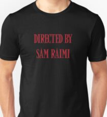 Directed By Sam Raimi T-Shirt
