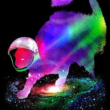 Galaxy Cat de clingcling