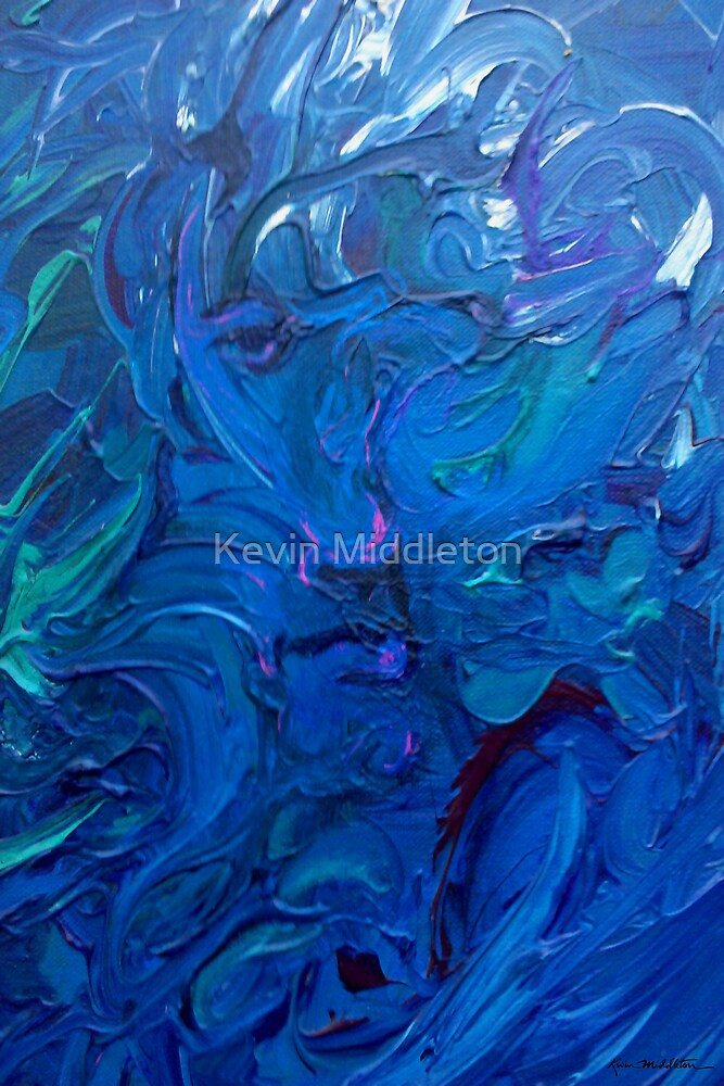 Blue by Kevin Middleton