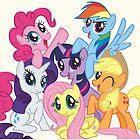 my little pony by shannonjenkins