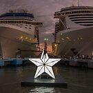 Puerto Rico Port by barkeypf