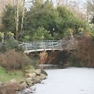 Fairytale bridge by Dirk Pagel