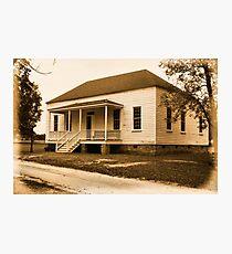 1785 John Craven House Photographic Print