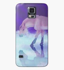 Réflexion (Cheval) Coque et skin Samsung Galaxy