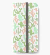 Cacti iPhone Wallet/Case/Skin