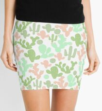 Cacti Mini Skirt