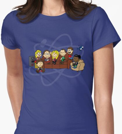 Theory Nuts Womens Fitted T-Shirt
