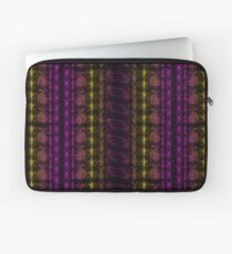 Neon Insect Stripes 3 Laptop Sleeve
